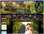 Destination Wine Country Weddings